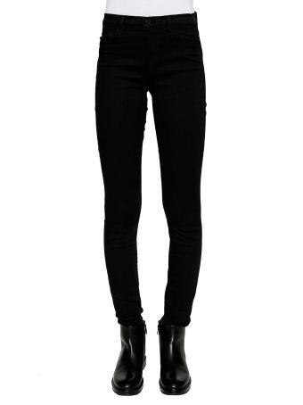 J Brand Super Skinny '620' Mid-rise Jeans