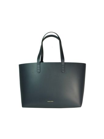 Dark Blue Medium Tote