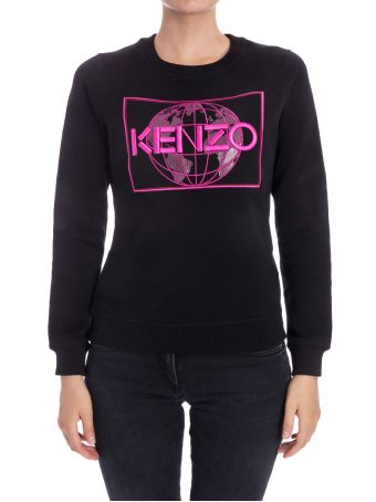 Kenzo Cotton Blend Sweatshirt