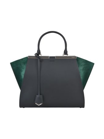Fendi Black And Green 3 Jour