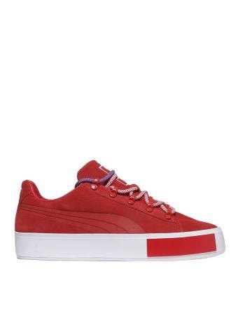 Puma Court Platform Sneakers