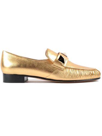 Valentino Garavani Studded Loafers
