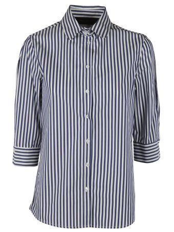 Federica Tosi Striped Poplin Shirt