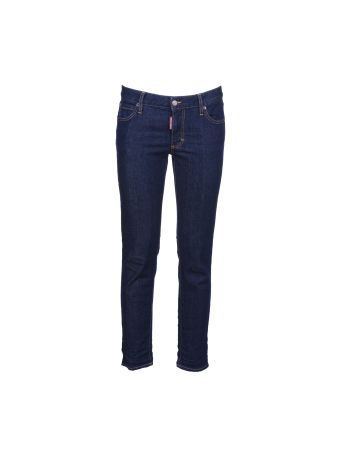 Dsquared 2 Medium-waisted Twiggy Jeans