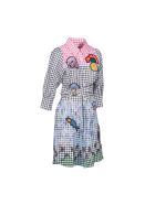 Peter Pilotto Gingham Shirt Dress