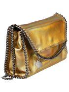 Stella McCartney Falabella Metallic Shoulder Bag