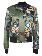 Dsquared2 Printed Bomber