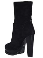 Dior Leather Ankle Boots