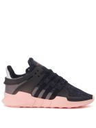 Originals Eqt Support Adv Black And Pink Adidas Sneaker