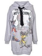 Moschino Stella Mccartney Rat-a-porter Hoodie Dress