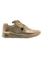 Michael Michael Kors Allie Metallic Sneakers