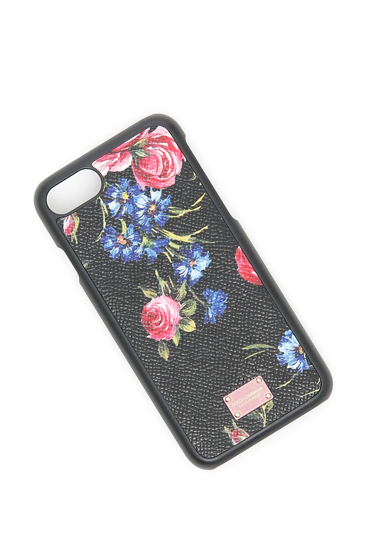 Flower Print Dauphine Phone Case