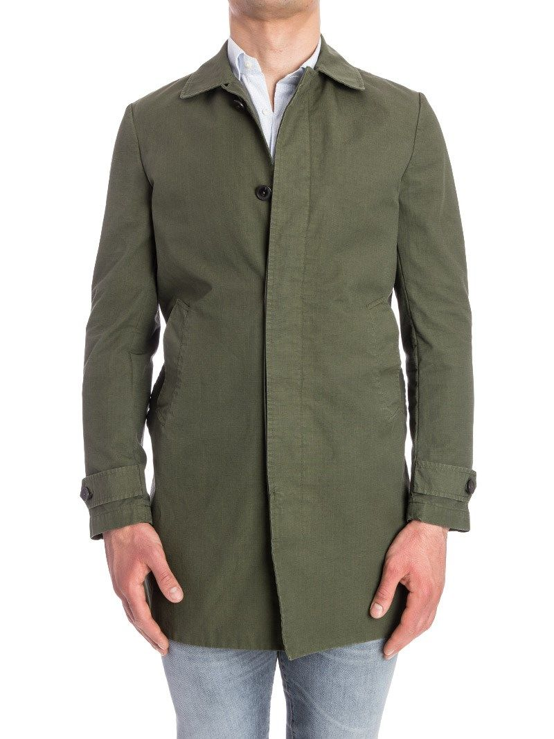 Jeordies Buttoned Jacket