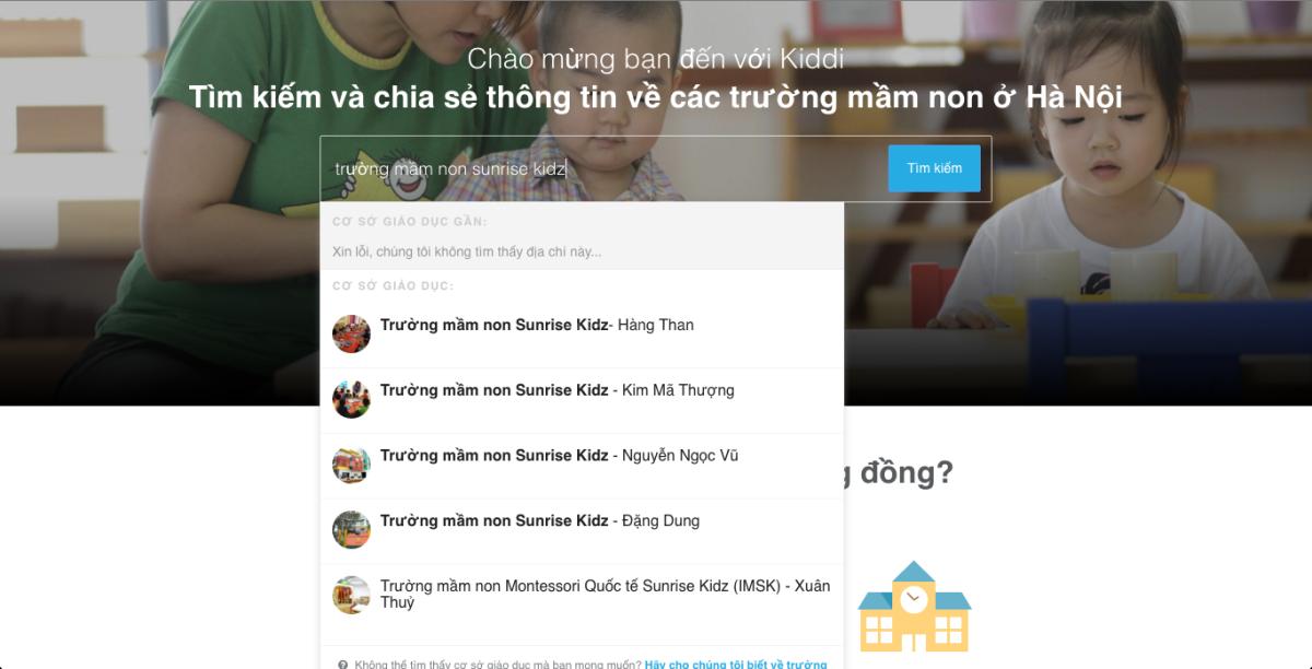 Hướng dẫn sử dụng những tiện ích trên Kiddi.vn