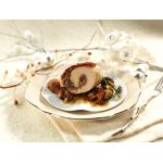 Magda girolle mushroom and chestnuts stuffing