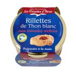 Tuna Rillettes with sundried tomato