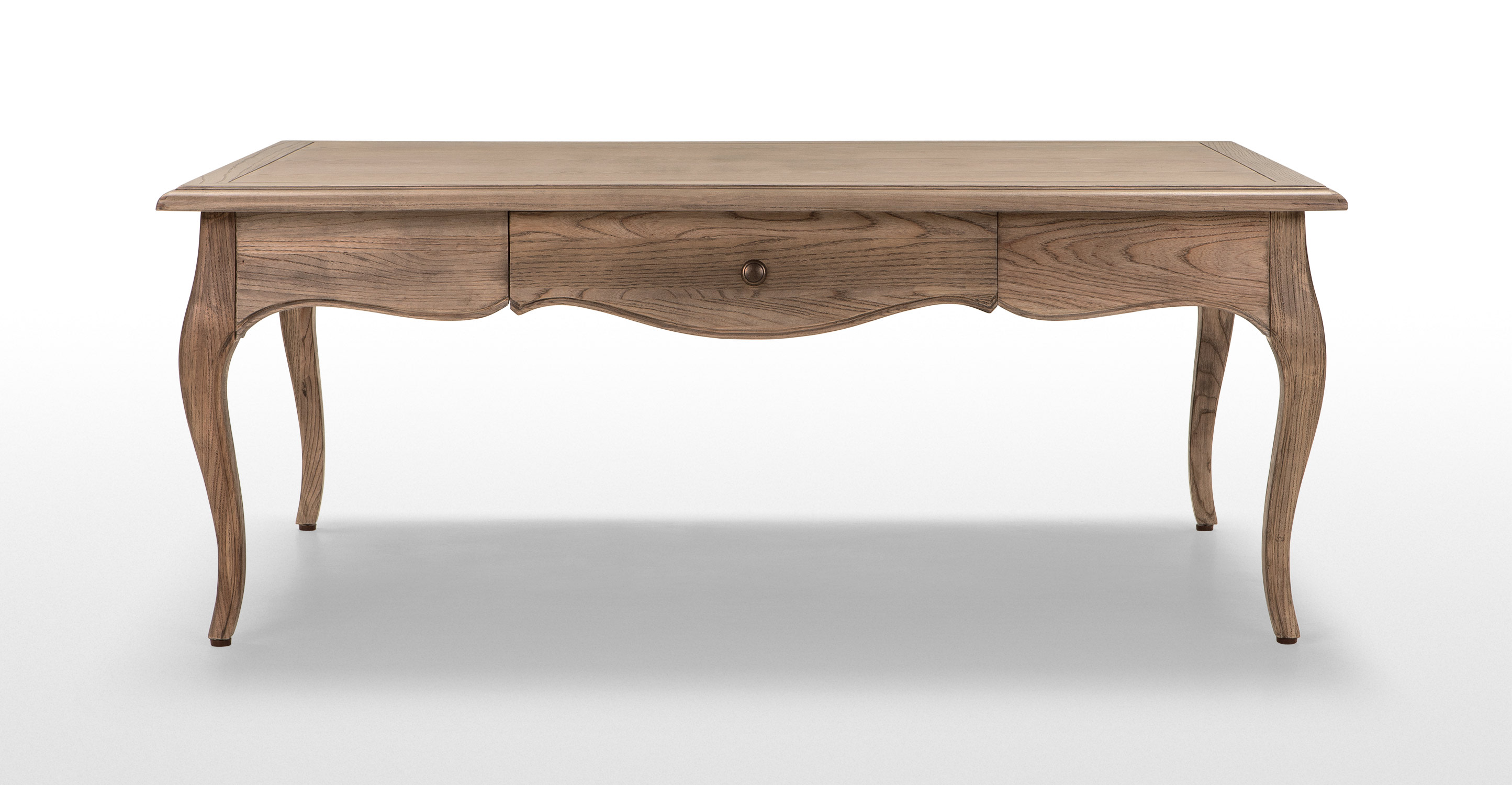 Belvoir Storage Coffee Table In Natural Ash