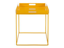 Mondrian Tray Table, Yellow