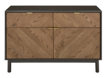 Belgrave Sideboard, Dark Stained Oak