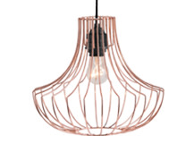 Coop Pendant Shade, Copper