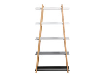 Darcey Shelves, Multicolour Grey