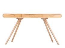 Fonteyn Console Desk, Oak