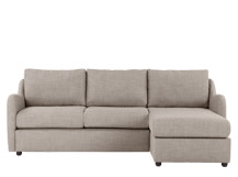 Hamlyn Right Hand Facing Corner Sofa, Shadow Slate Grey