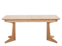 Harrier Extending Dining Table, Oak