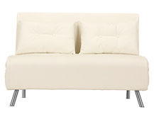 Haru Small Sofa bed, Ibis Cream