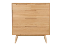 Jenson Chest of Drawers, Oak