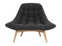 Kolton Chair, Kestrel Grey