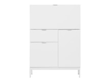 Marcell Desk Bureau, White