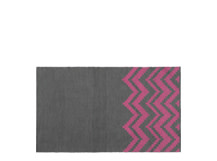Maui Outdoor Woven Rug 100 x 170cm, Pink