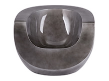 Moon Chair, Vintage Silver