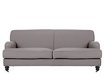 Orson 3 seater sofa, Graphite Grey