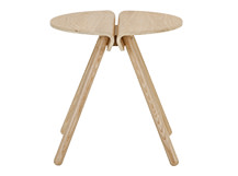 Pitch Side Table, Ash