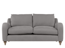 Rosamund 3 Seater Sofa, Dawn Grey