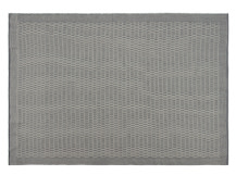 Adny Outdoor Woven Rug 200 x 300cm, Grey and White
