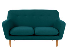 Dylan 2 Seater Sofa, Mineral Blue