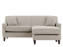 Halston Corner Sofa, Pebble Weave