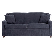 Halston Sofa Bed, Midnight Blue