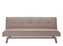 Yoko Sofa Bed, Eider Brown