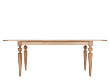 Betty Extending Dining Table, Oak