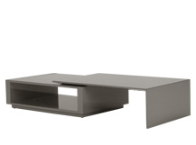 Bramante Extending Coffee Table, Grey