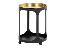 Cora Drinks Trolley, Brass
