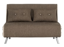 Haru Small Sofa Bed, Woodland Brown