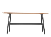 Haywood Coffee Table, Ash and Grey