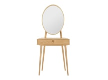 Penn Dressing Table, Oak