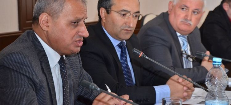 Azerbaijan national platform conducted a meeting