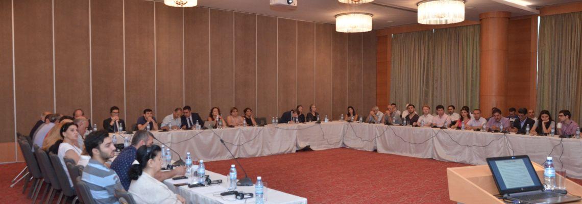 Azerbaijan National Platform organized a conference